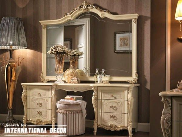 Luxury Dressing Table Dressing Table Design Classic Dressing Tables Classic Home Decor