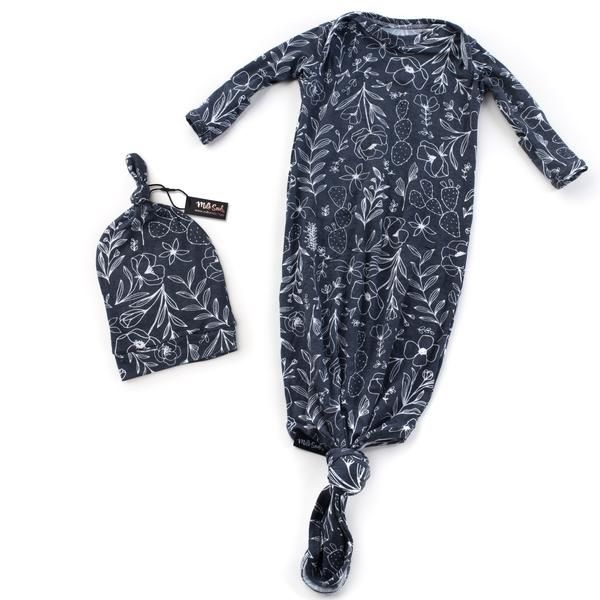 415db341c Knotted Hat + Gown Set MOONLIGHT GARDEN – Milk Snob | Boy Style ...