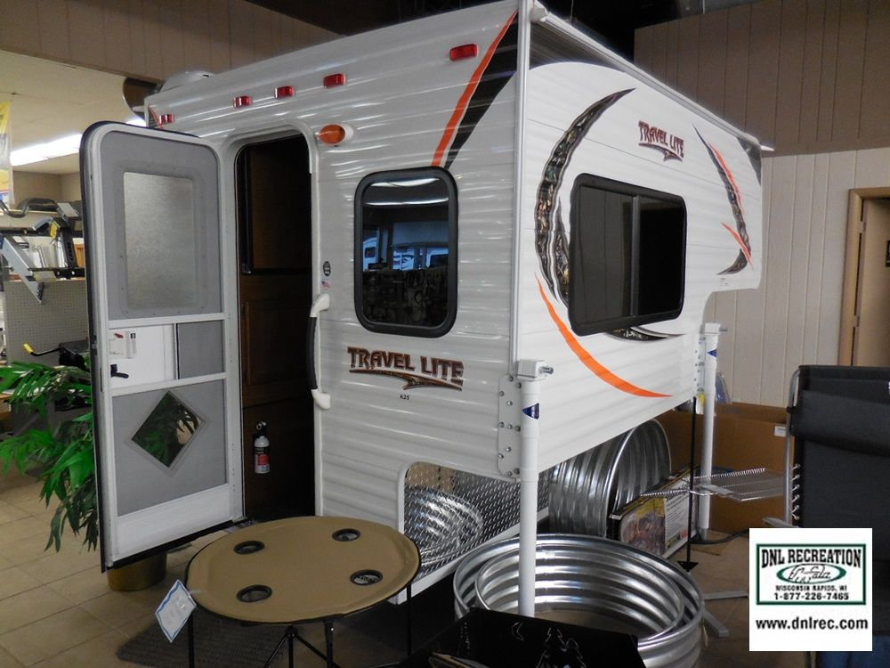 2016 Travel Lite 625SL Available at DNL Recreation in