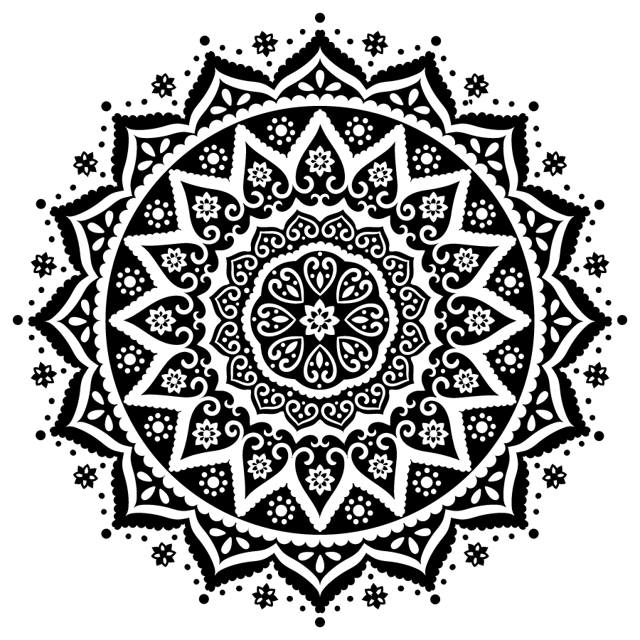 Design Black And White Designs black and white east indian prints textile
