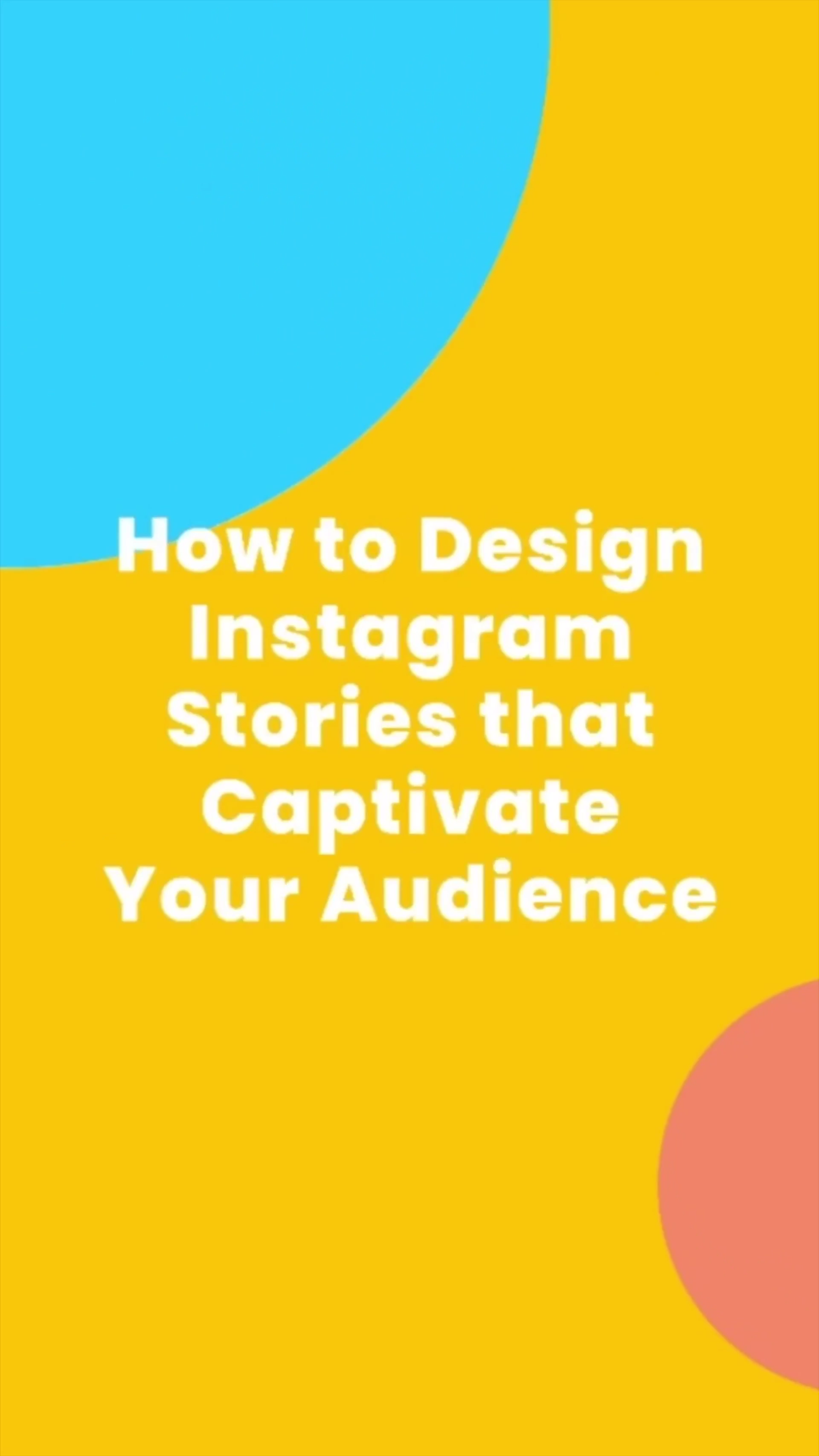 How to Design Instagram Stories: Free Video Tutorial! | Later Blog