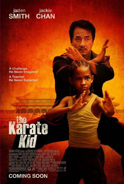 The Karate Kid Movie Poster 2 Karate Kid Karate Films D Arts Martiaux
