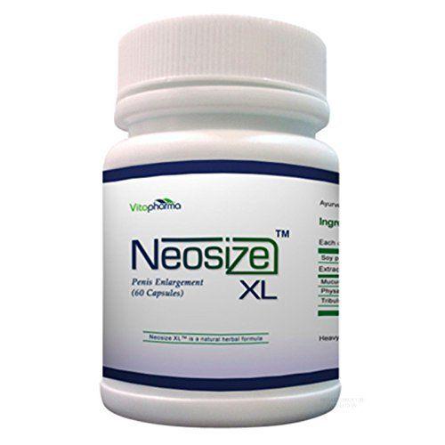 Neosize Xl 1 Bottle Month Supply Best Male Enhancement Product