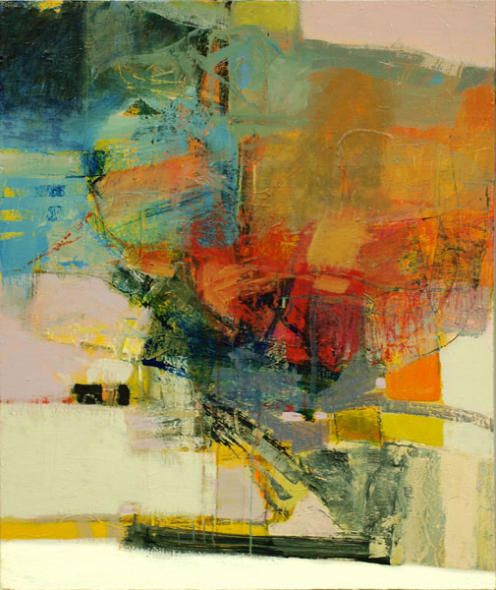Passage Reveled #1 by Bob Hunt abstract art Pinterest Bobs - abstract format
