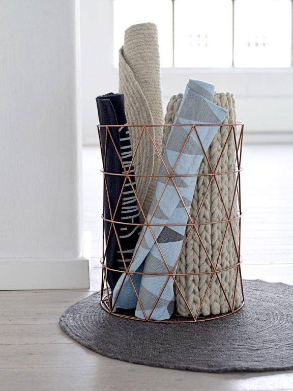 Great Design New Bloomingville Collection Nordic Days With Images Yoga Mat Storage Home Yoga Room