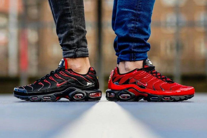 wholesale dealer ced3d 740be Love it or hate it, the Nike Air Max Plus is on top right now. Old heads  will whinge about their beloved lifestyle sneaker s immersion into pop  culture, ...