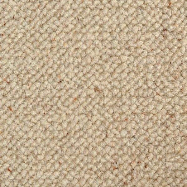 Allfloors Corsa Ivory 650 100 Wool Berber Beige Loop Pile Carpet Berber Carpet Bedroom Carpet Wool Carpet