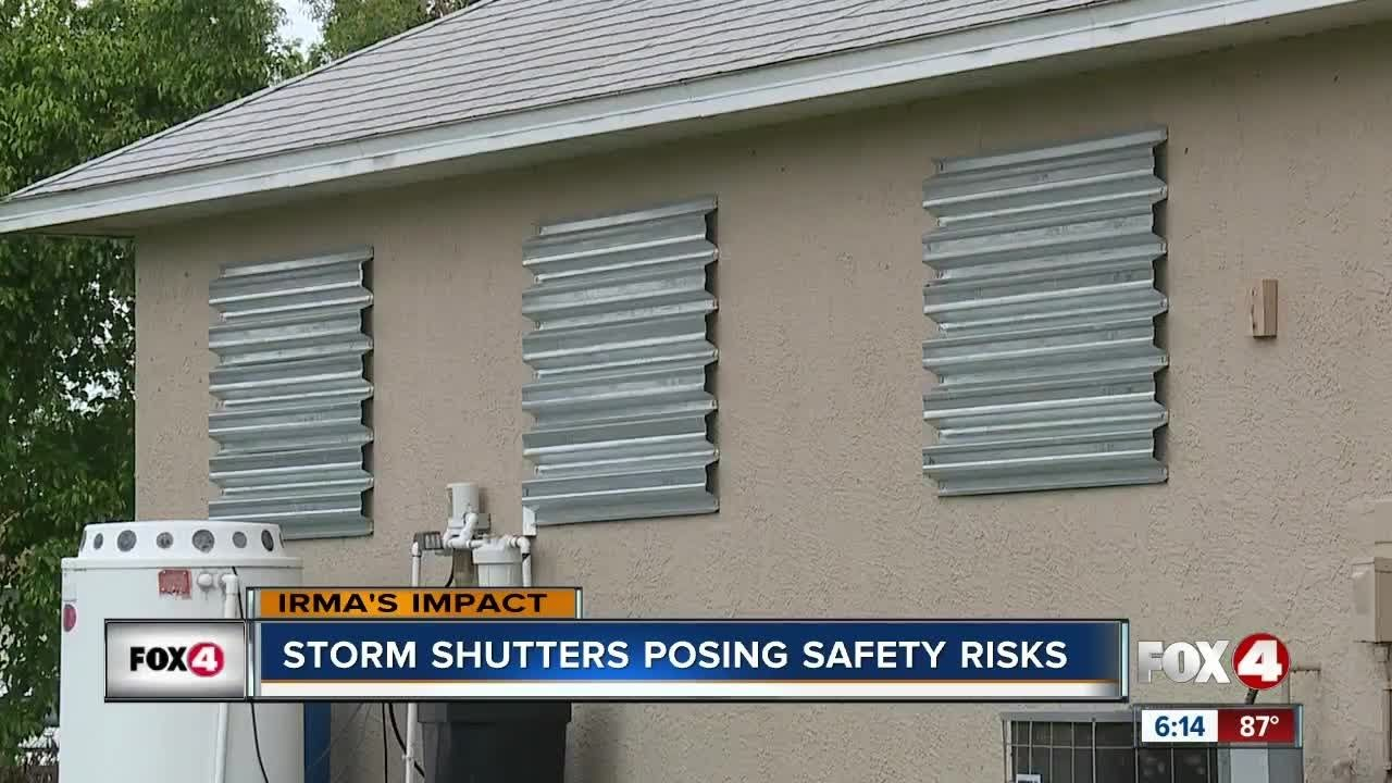 Make Your Houses Safe With Hurricane Shutters In 2020 Hurricane Shutters Shutters Types Of Shutters