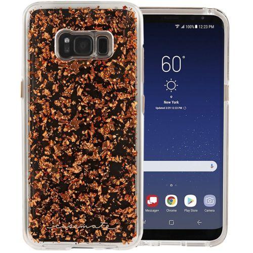 Case Mate Rose Gold Karat Case For Samsung Galaxy S8 Plus Samsung Galaxy Galaxy S8 Samsung