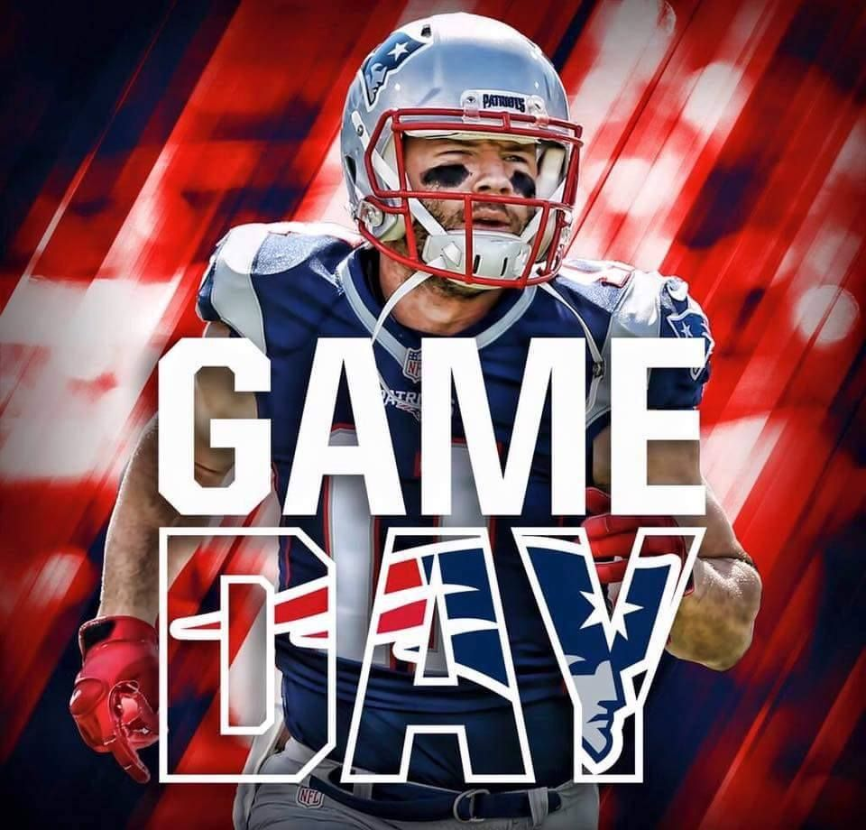Game Day Go Pats Onemore Patriots Football Patriots Game New England Patriots