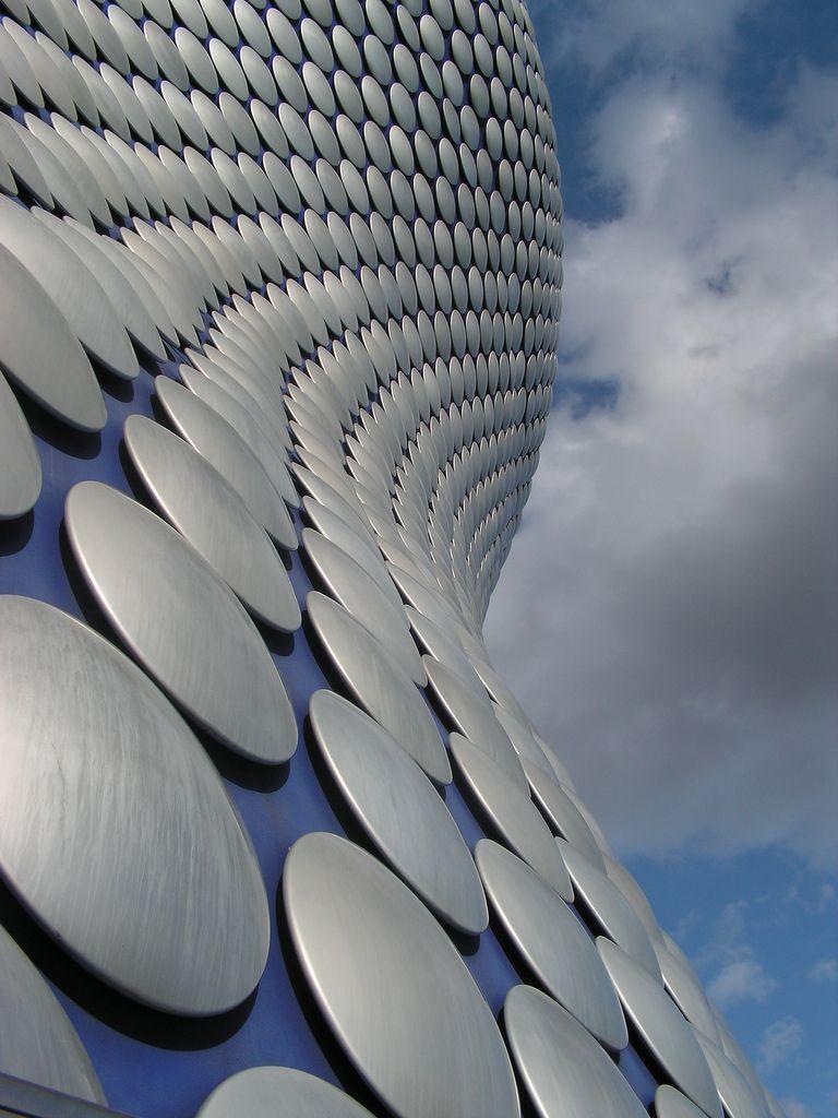 Bullring Shopping Centre - Birmingham - England – 2003,  Architect - Benoy