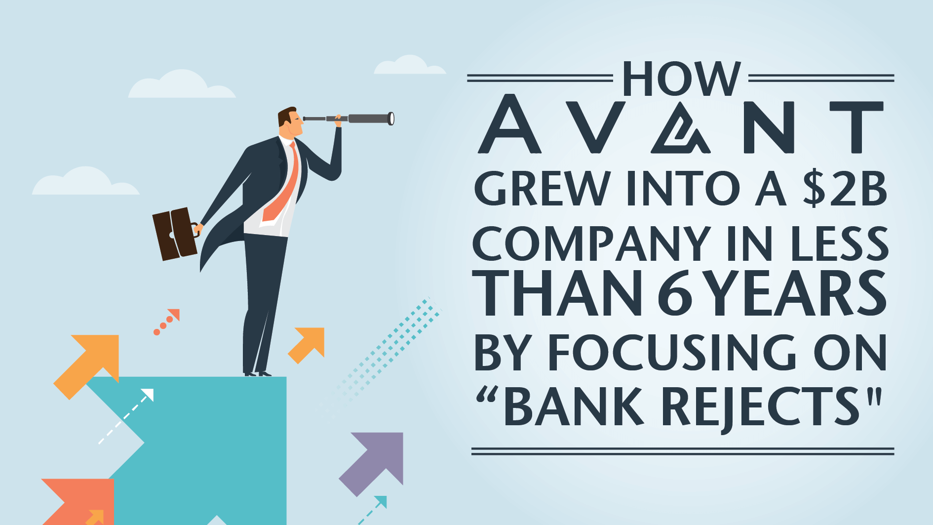 The Story Behind Avant's Success Online loans, Fico