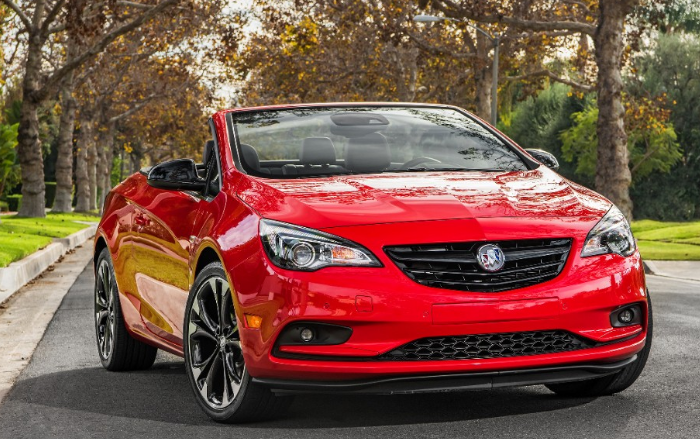 2020 Buick Cascada Price Interior And Review