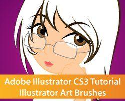 Create Illustrator Art Brushes by ~andart on deviantART