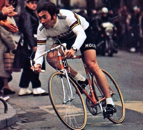 "Eddie Merckx, ""The Cannibal"""