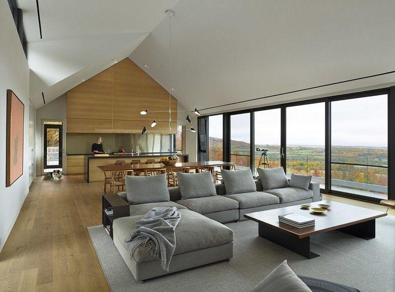 Photo of Hilltop House by Atelier Kastelic Buffey
