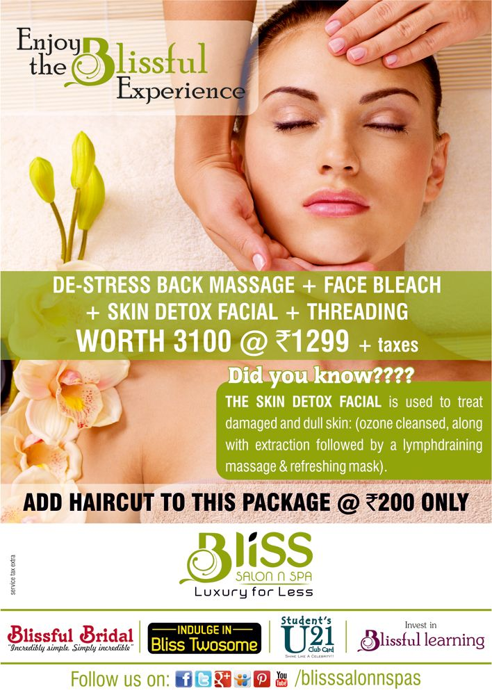 Bliss spa edison nj