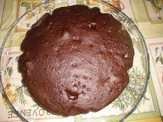 Belle di Padella: Torta al cacao (con farina integrale).....Morbidaaaaaaaaa (senza burro, olio e uova)