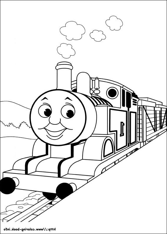 The Most Incredible Attractive thomas the train coloring page - http ...
