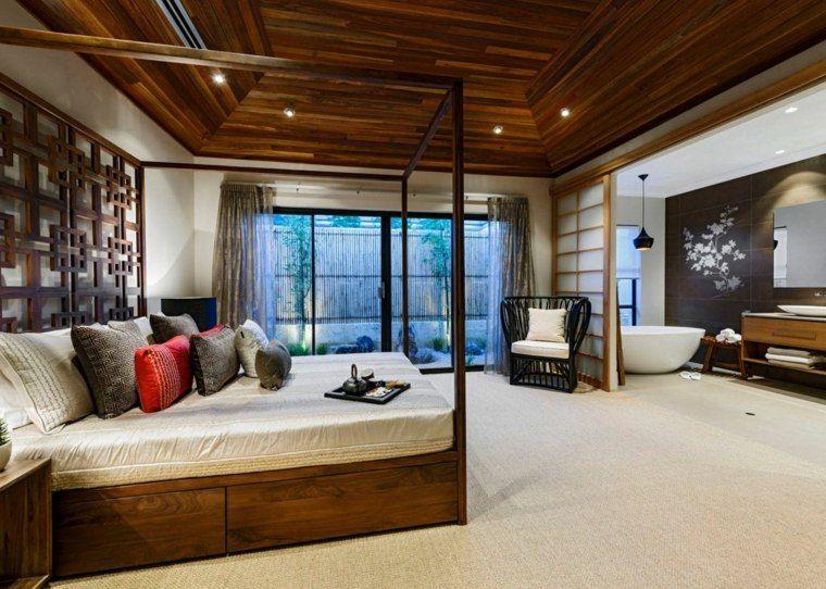 Chambre déco zen  50 idées pour une ambiance relax