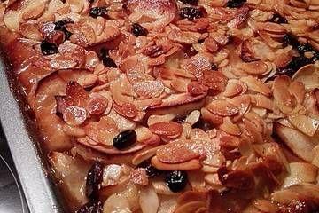 Kandierter Apfelkuchen von Papa-post-Portas | Chefkoch #Äpfelverwerten
