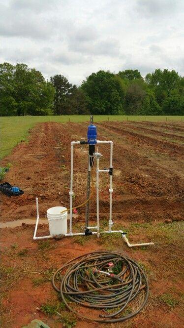 Fertigation System Gardening Ideas Irrigation Supplies