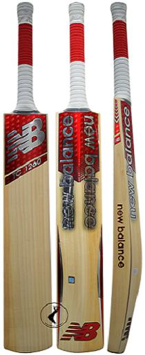 New Balance Tc 1260 English Willow Cricket Bat Cricket Bat Cricket Bat