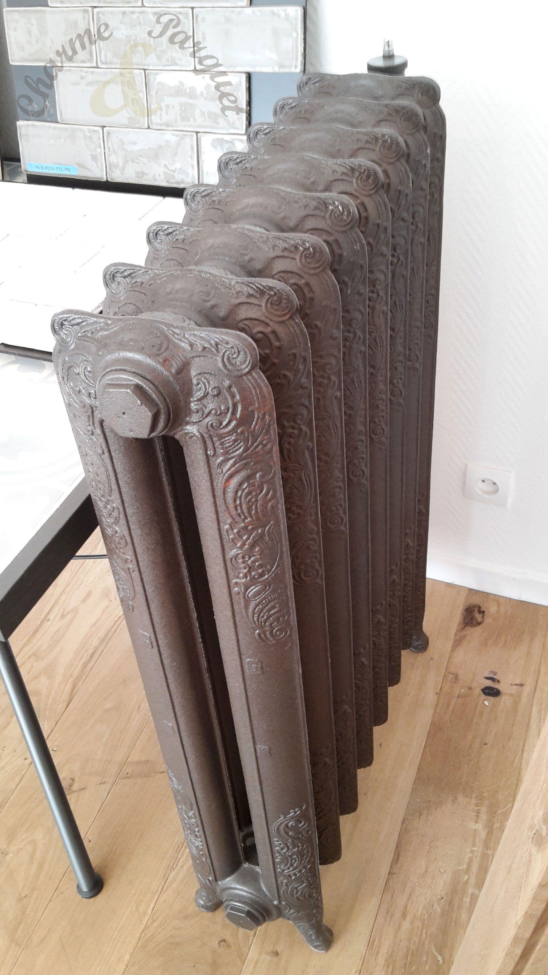 radiateur en fonte fleuri pour chauffage lectrique radiateur fonte pinterest radiateur. Black Bedroom Furniture Sets. Home Design Ideas