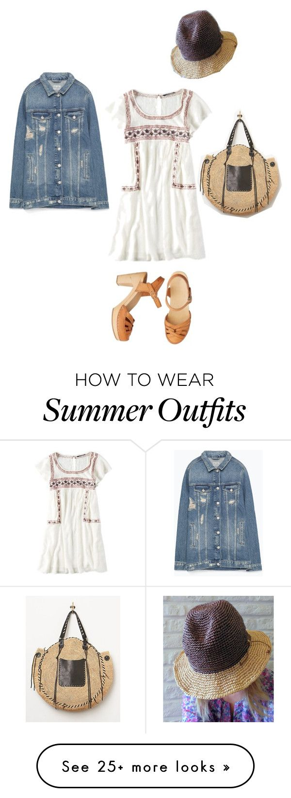 """""""Winter Wanderlust with American Eagle: Contest Entry"""" by ferapo on Polyvore featuring American Eagle Outfitters, Free People, Zara and aeostyle"""