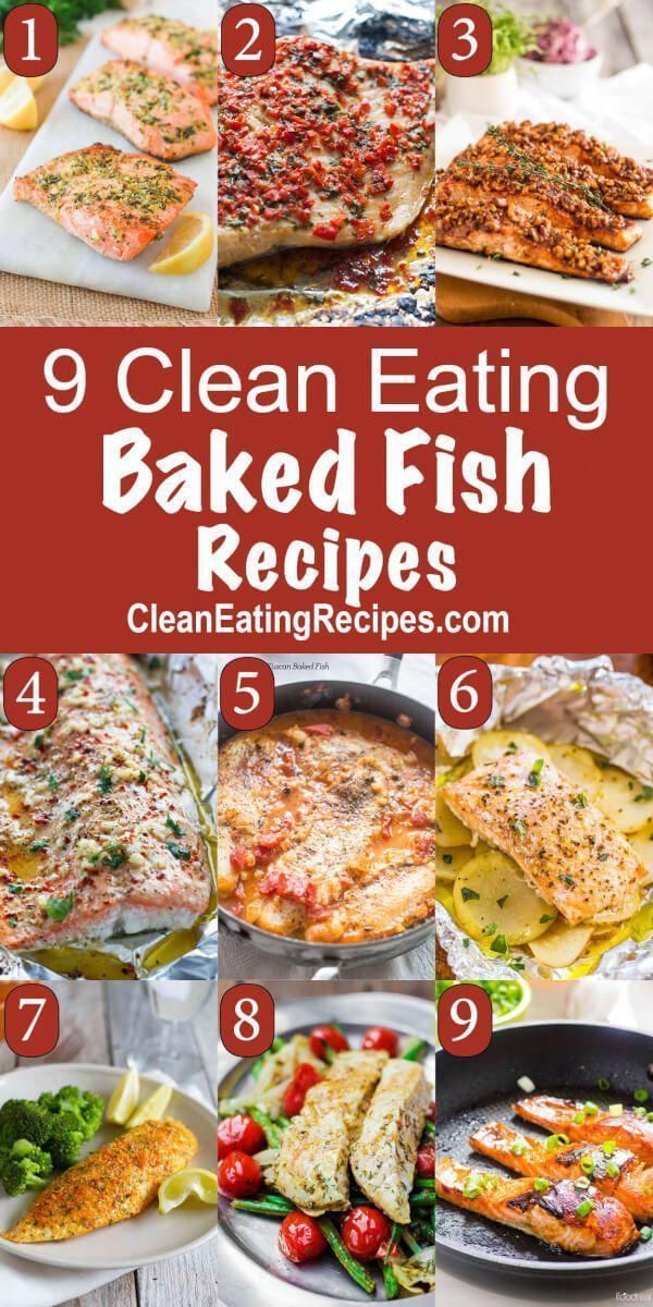9 of the Best Ever Hea If you want to cook fresh fish in the most delicious way there are 7 simple but quite effective rules to learn Here is the information to help you...