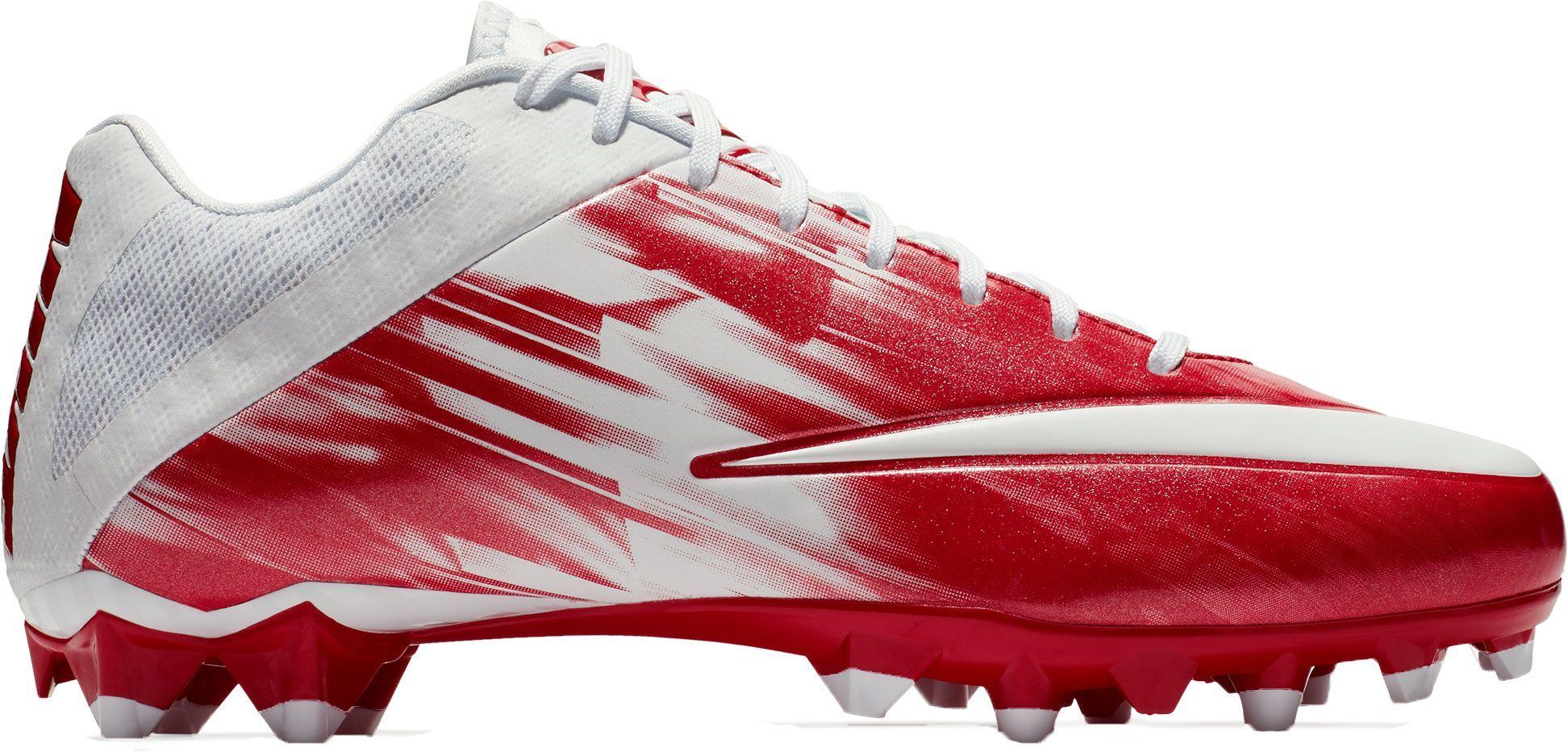 quality design b9f8d eb093 Nike Men s Vapor Speed 2 Lacrosse Cleats, Size  10.5, White