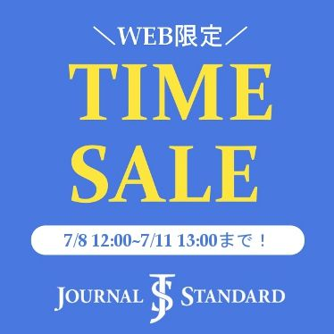 ONLINESHOP IMFORMATIONWEB限定タイムセール開催中