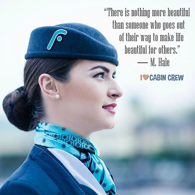 Cabin Crew Inspirational Quotes From Around The World Cabin Crew Crew Quote Crew
