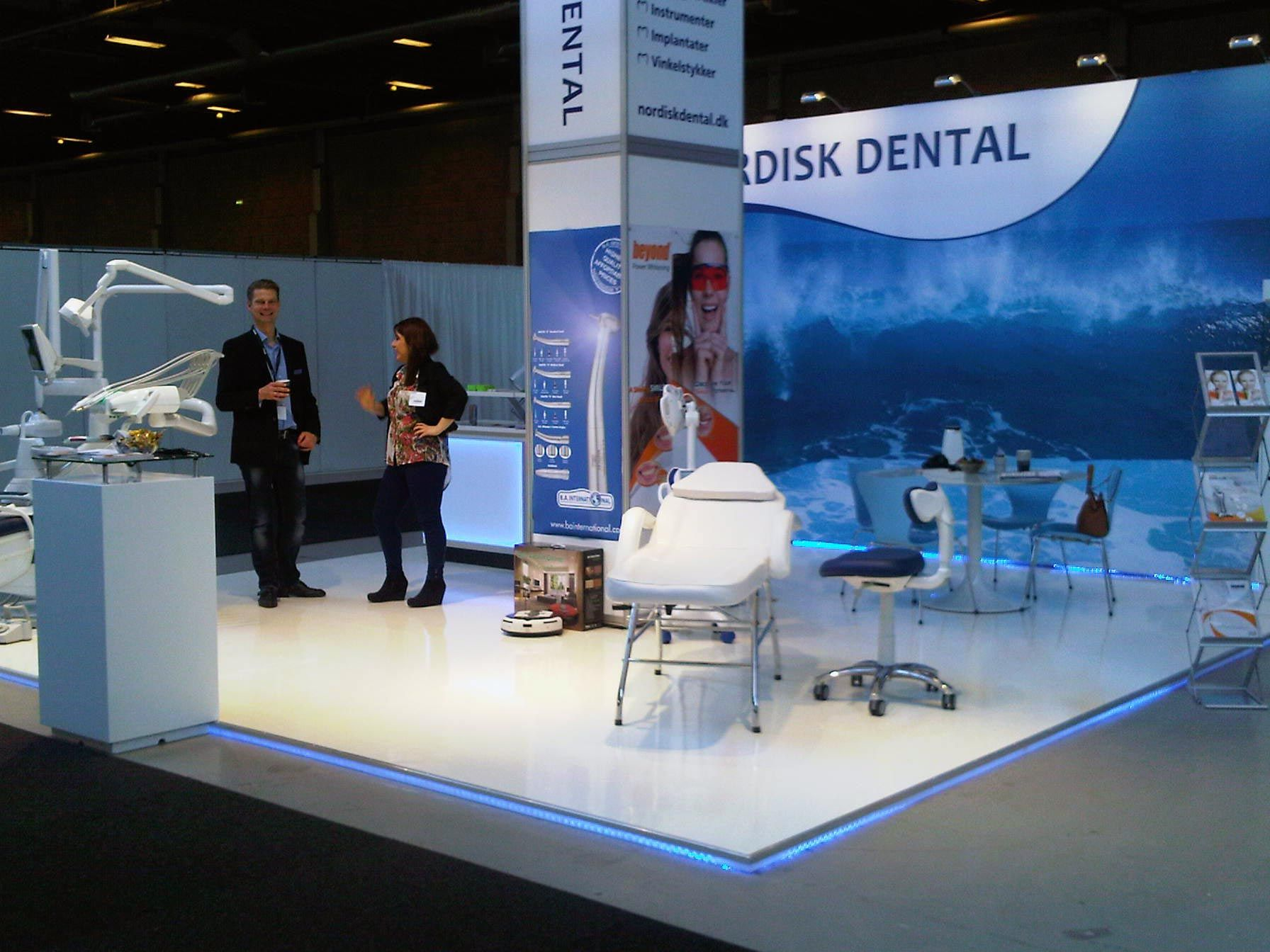 Dental Trade Show Booth