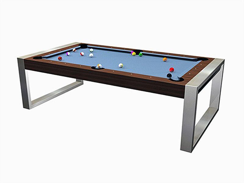 A Canada Billiard Modern Dining Pool Table by Canada Billiard ...