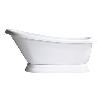 Baths Of Distinction Hotel Acrylic Freestanding Soaking Bathtub Soaking Bathtubs Bathtub Bathtub Sizes
