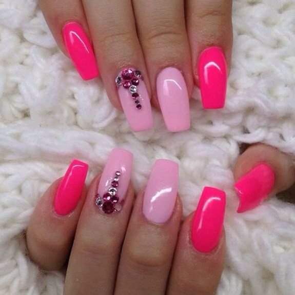 Pin By Dana D On Nailed It Pinterest Manicure Prom Nails And
