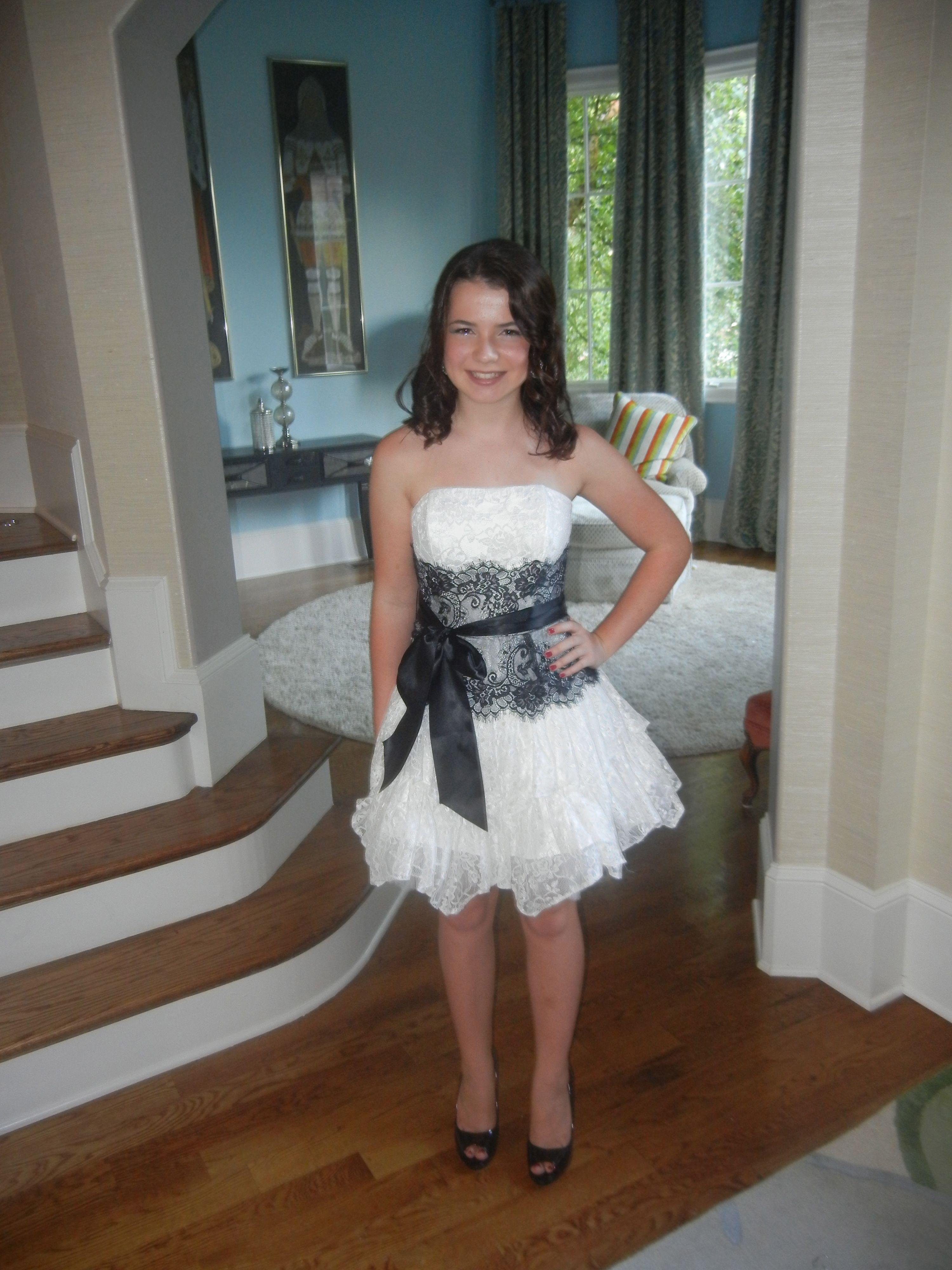 13th Birthday Party Dress