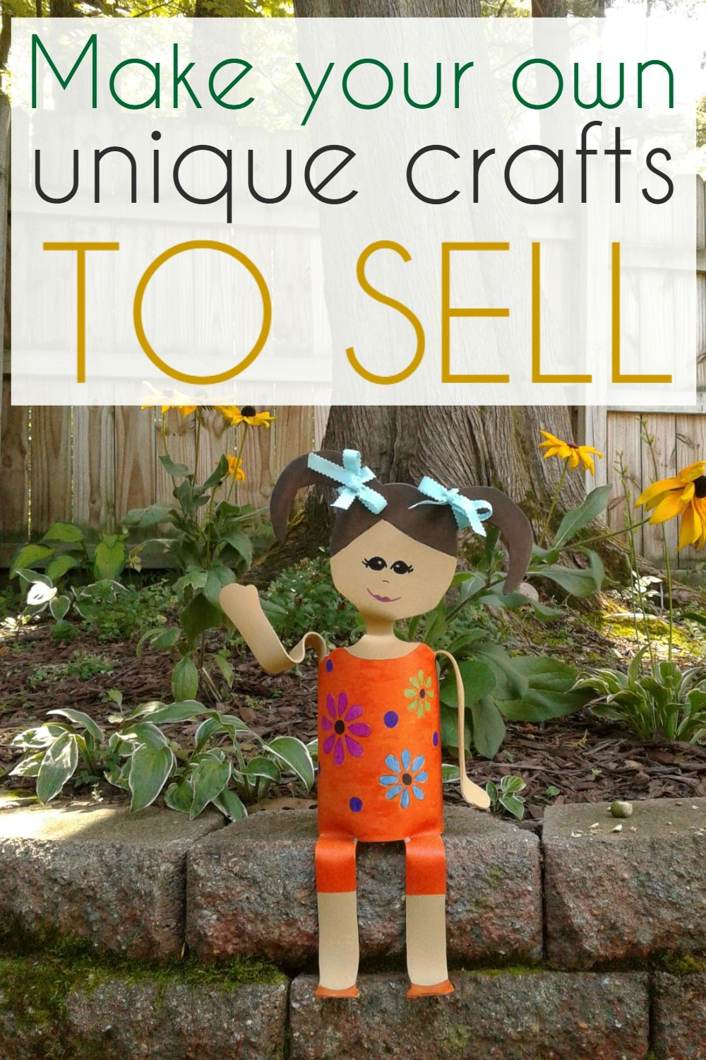 Unique crafts that you can make and sell from home