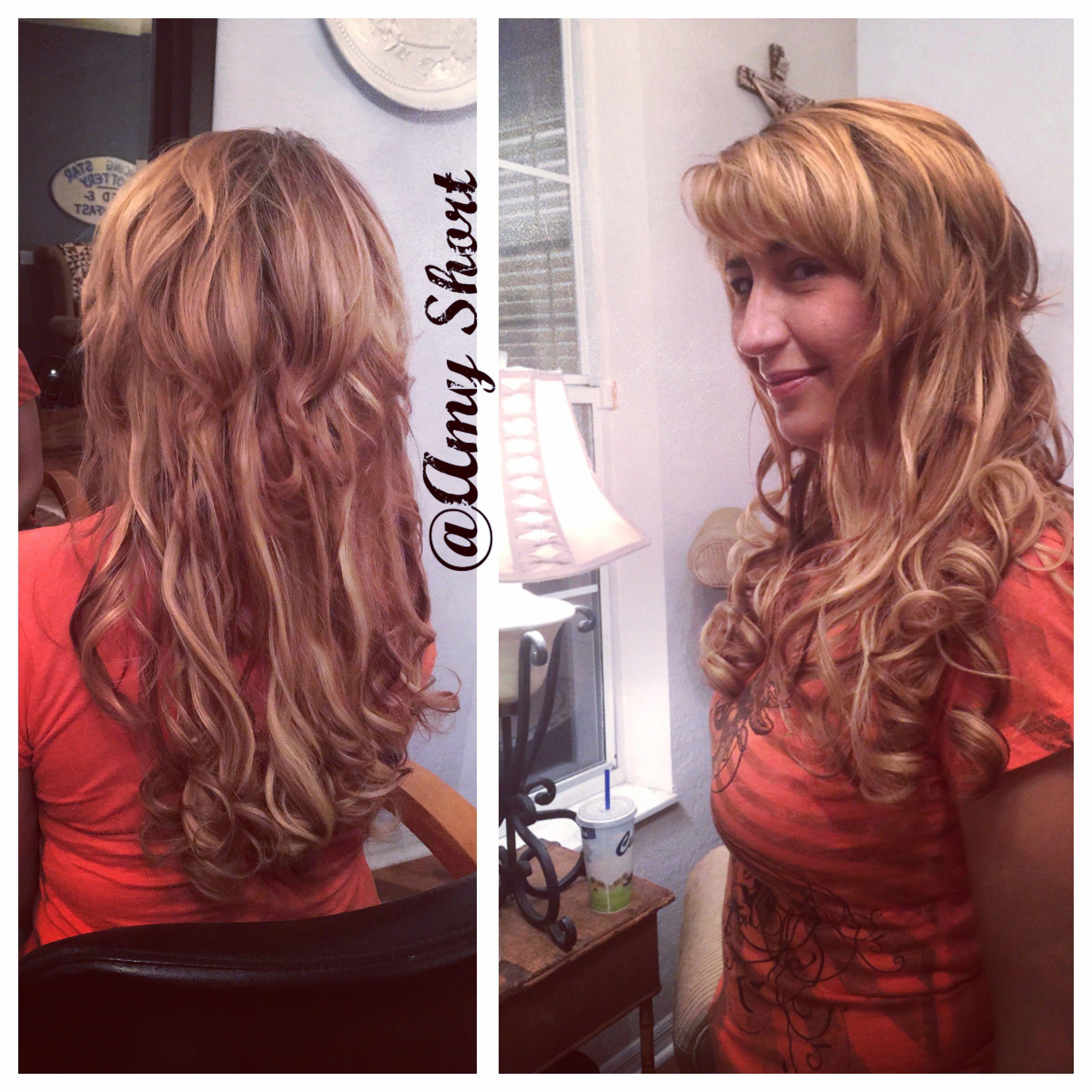 Hair Extensions By Amy Amy Short Hair Artist Pinterest Hair