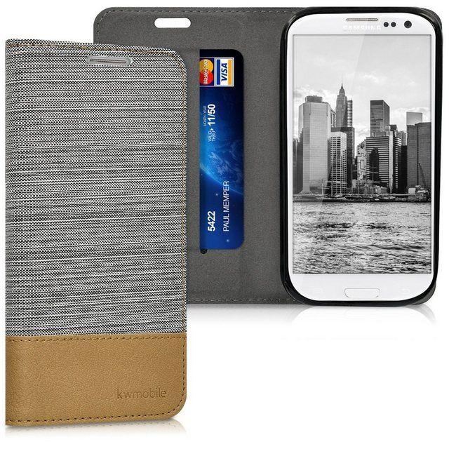 Handyhülle, Hülle für Samsung Galaxy S3 / S3 Neo - Stoff ...