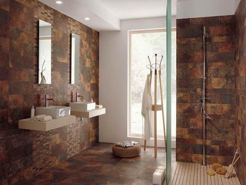 Brown Bathroom Floor Tiles | Bathroom Floor Tiles | Pinterest ...