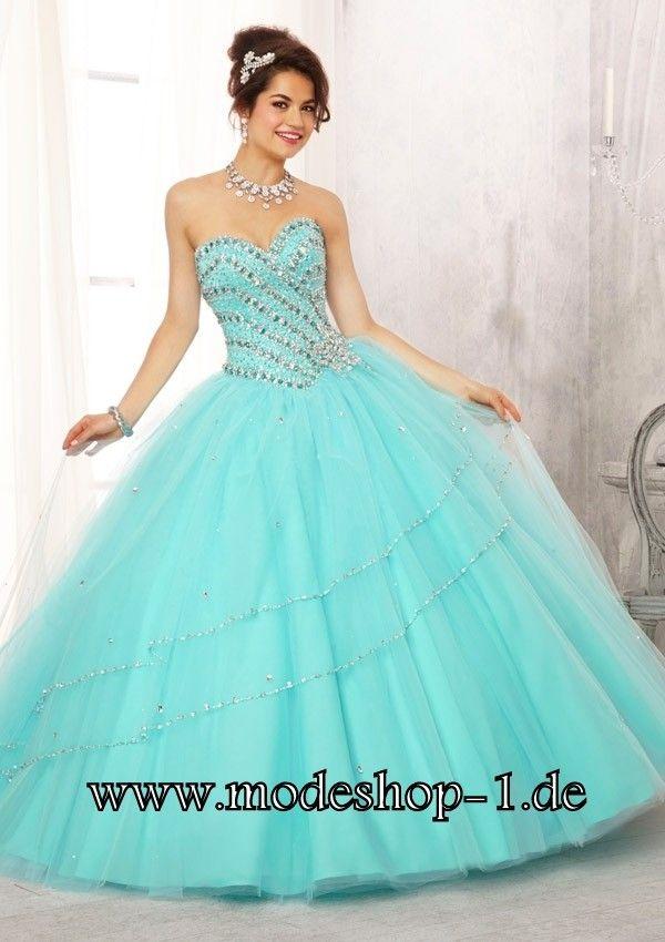 Hell Blaues Ballkleid Online Bestellen | Dresses in 2019 ...