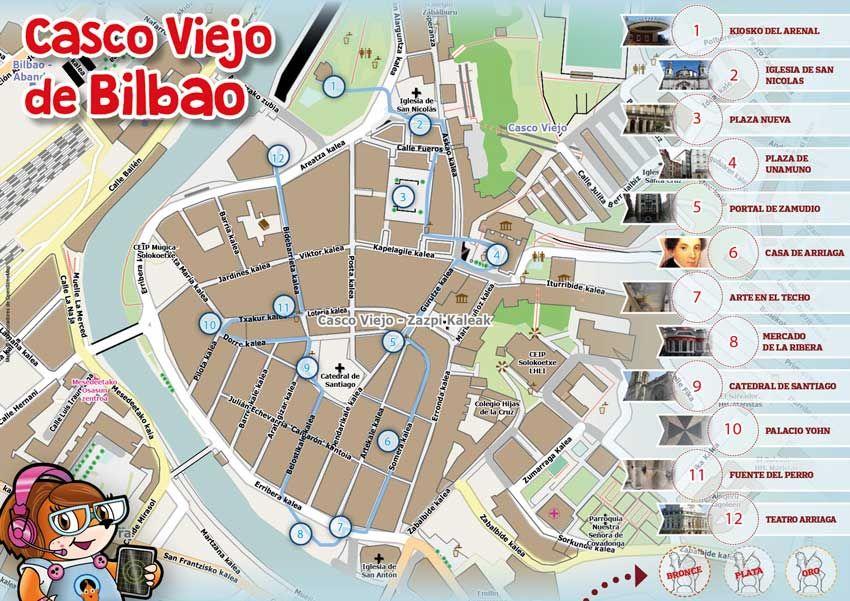 Bilbao Con Imagenes Bilbao Cascadas Viejitos