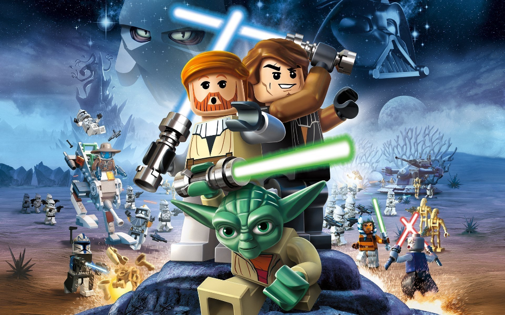 Video Game Lego Star Wars Iii The Clone Wars Lego Star Wars Star Wars The Clone Wars Clone Troope Star Wars Wallpaper Star Wars Canvas Print Star Wars Poster