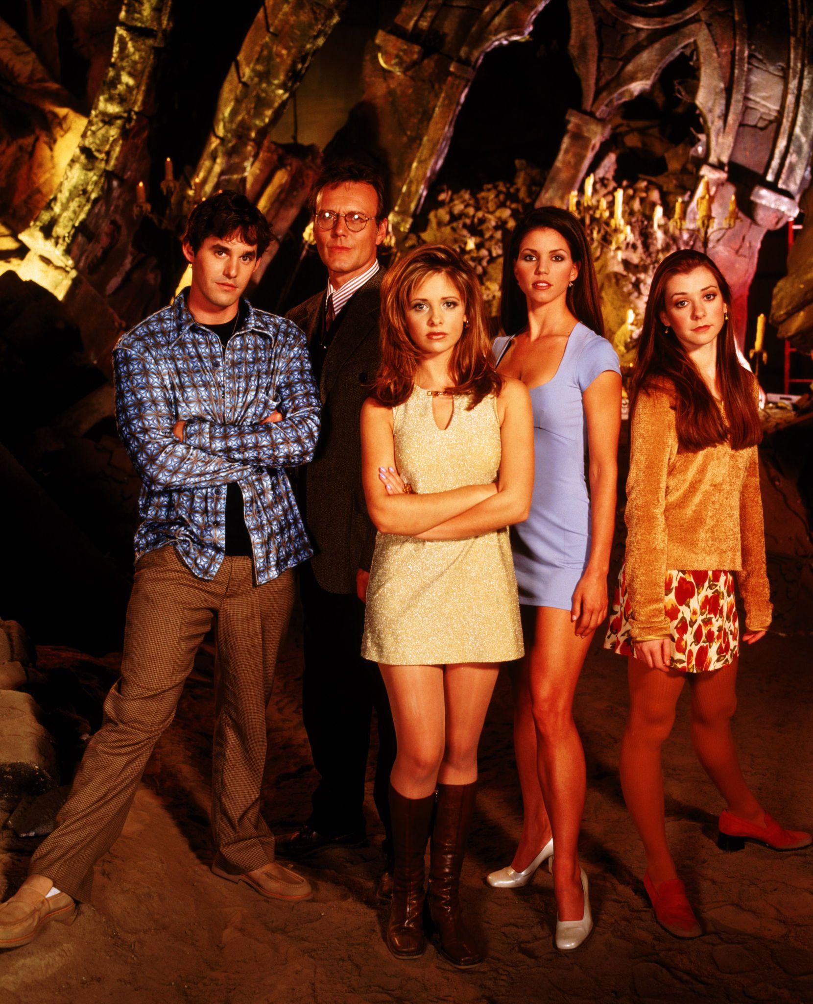 Buffy The Vampire Slayer Season 5 Screencaps