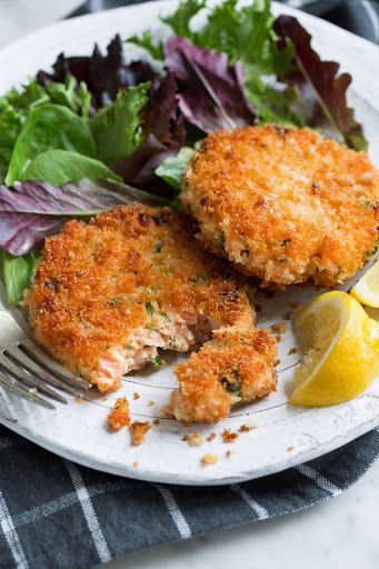 Salmon Patties Recipe | Yummly