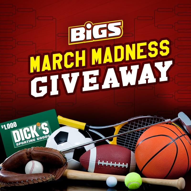 March Madness Giveaway March madness, Best gift cards
