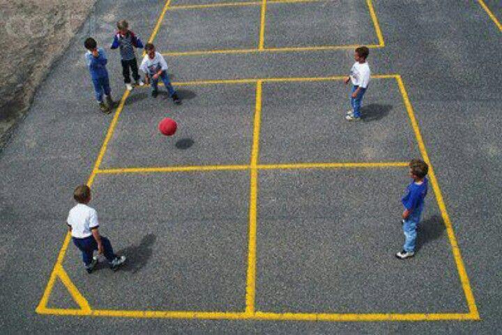 Four Square Recess Staple Childhood Memories My Childhood Memories Memories