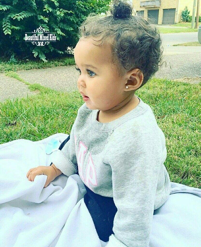 Nyla - African American & Caucasian | Beautiful Mixed Kids ...